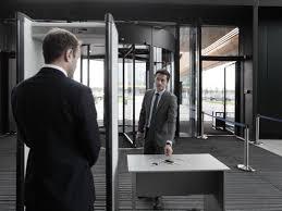 security reception
