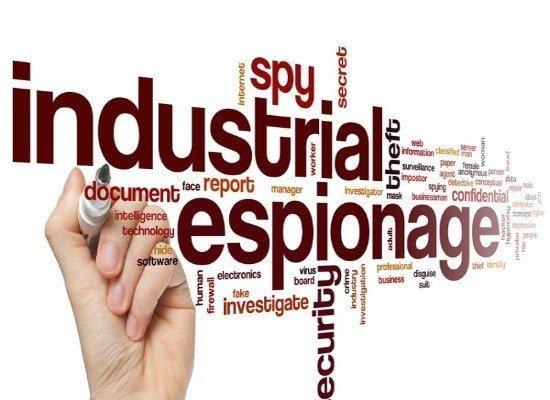 spionaggi industriale