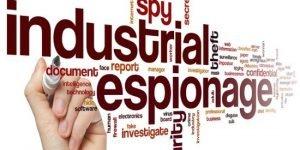 spionaggio industriale